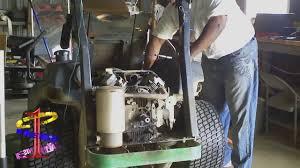 670cc Predator Engine Wiring Diagram 1latham Removes Kawasaki 25hp From John Deere 757 Vtrack Youtube