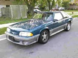 1993 ford mustang 5 0 1993 ford mustang gt 5 0 hatchback w sunroof walk around for