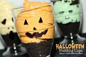 simple no bake halloween pudding mousse cups recipe 2 boys 1