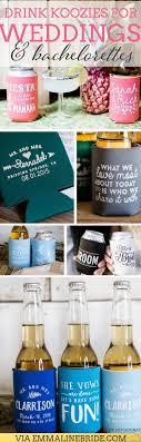 wedding personalized koozies accessories koozie koozies for weddings wedding