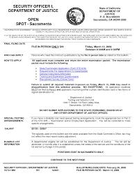 amazing unarmed security resume gallery resume samples u0026 writing