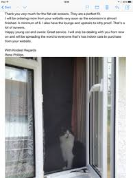 putting cat flap in glass door window protection for cats open your windows without endangering