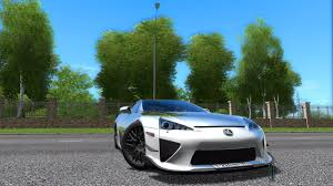 lexus sport car lfa city car driving topic lexus lfa 1 5 2 1 1