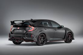 honda civic r honda civic type r will be manual only despite cvt rumors