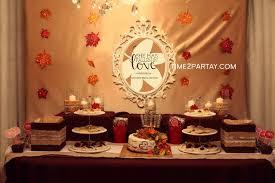 fall bridal shower ideas autumn wedding autumn bridal wedding shower party ideas 2181264