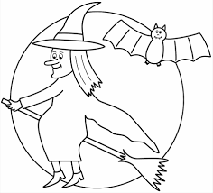 with four bats coloring page halloween bat and ghost skeleton