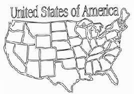 Usa Coloring Pages Geography Coloring Pages Bestofcoloring Com by Usa Coloring Pages