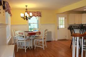 types of beadboard bright cheery yellow paint color was chosen