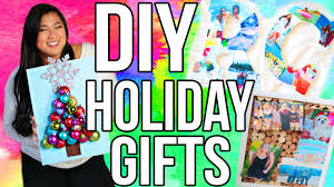 diy holiday gifts cute cheap u0026 easy youtube