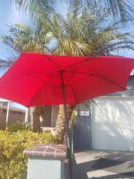 Used Patio Umbrella Best 10 New And Used Patio Umbrellas For Sale In Chino Ca Offerup