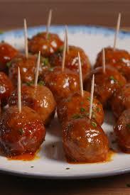 easy christmas appetizers christmas delish slow cooker mini meatballs pin christmas food