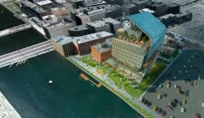 Gensler Gensler Releases Renderings Of New Ge Boston Headquarters