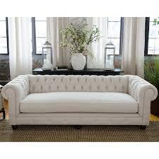 Fabric Chesterfield Sofas Uk by Linen Sofas Australia Tehranmix Decoration