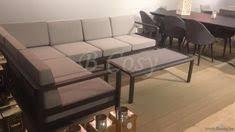 gaverzicht canapé gescova azur cadiz table de jardin d appoint bout de canapé