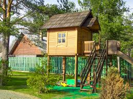 Backyard Playhouse Ideas Best Ideas Of Backyard Playhouse Plans With 8 Free Plans For