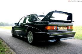 mercedes benz 190e w201 evolution ii premium 1990