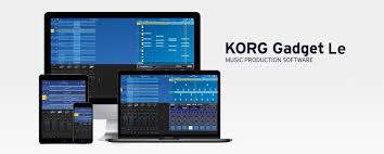 korg gadget music production software korg usa