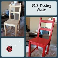 Painting Ikea Furniture by How To Paint A Chair Chronicles Of Nothing