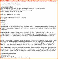 5 medical assistant cover letter budget template letter