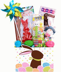 brach s bunny basket marshmallow easter eggs cottontail easter bunny candy gift basket