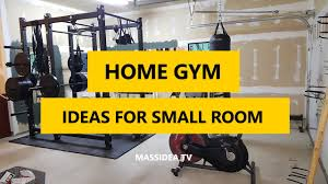 ideas home gym ideas for small room design with ceiling lighting