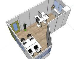 bureau collectif un nouveau bureau de 6 personnes sceaux smart