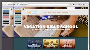 Website Color Schemes 2016 How To Pick Church Website Colors