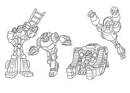 rescue bots coloring pages getcoloringpages com