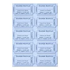 raffle ticket printing paper boho teepee diaper raffle tickets card zazzle com