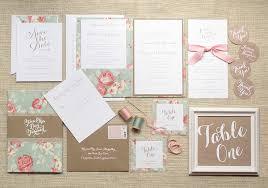 vintage wedding invites vintage wedding invitation suite blue magpie invitations