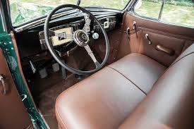 Phaeton Interior Interior 1936 Buick Roadmaster Convertible Phaeton 80c