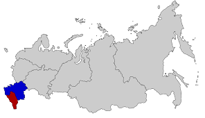 South Us Region Blank Map by Southern Russia Wikipedia