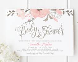 girl baby shower girl baby shower invitations marialonghi