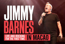 Jimmy Barnes Official Website Entertainment Official Site Of Sands Resorts Cotai Strip Macao