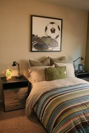 21 best for the kids images on pinterest football bedroom a soccer fan s dream bedroom