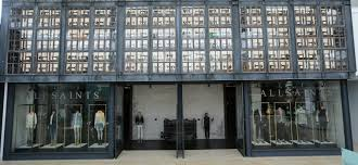 all saints chain brings edginess to yorkdale mall toronto
