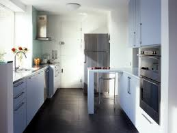 Kitchen Design Galley by Kitchen Style Galley Kitchen Design Modern Kitchen White Panel