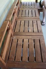 2x4 Outdoor Furniture by Outdoor Bench Do It Yourself Home Projects From Ana White
