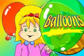 balloons with lyrics youtube