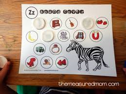 letter z activities for preschoolers the measured mom
