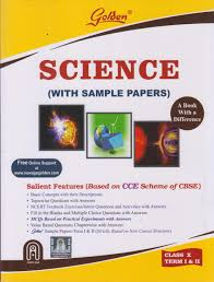 golden science a book with a difference class x term 1 u0026 2