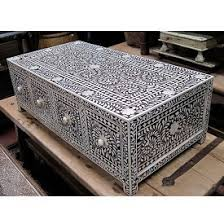 Ideas For Bone Inlay Furniture Design Best Bone Inlay Coffee Table Mesmerizing Furniture Coffee Table