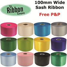 sash ribbon sash ribbon ebay