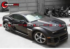 wide kit for camaro 2010 2015 chevrolet camaro dp style frp wide kit bumpers