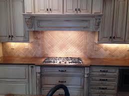 Kitchen Backsplash Travertine Travertine Subway Tile Kitchen Backsplash Mosaic Travertine
