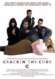 Poster For The Oregon-Produced Film Crackin' The Code, Available Through MoPix/ ITunes