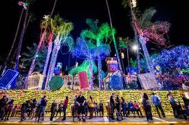 festival of lights riverside 2017 riverside s 25th festival of lights ceremony dazzles thousands
