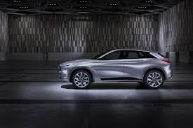 infiniti is bringing a new crossover to detroit auto show