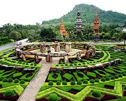 Nong Nooch Tropical Botanical Garden by Nong Nooch Tropical Garden Pattaya Thailand Pattaya Show U0026 Ticket