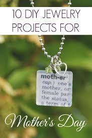 mothers day bracelets 10 diy s day jewelry ideas